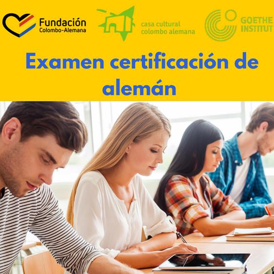 ¡Realiza tu examen de certificación!