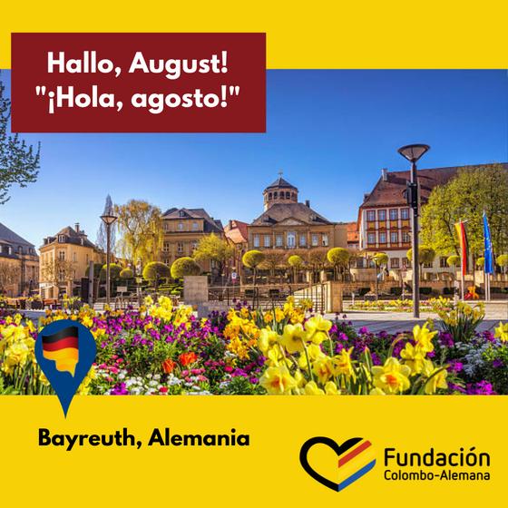 Ciudad del mes: Bayreuth