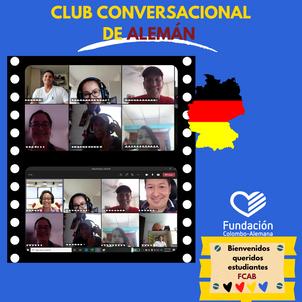 Inicio el Club Conversacional
