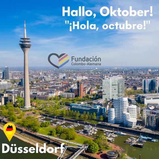 Ciudad del mes: Düsseldorf