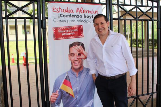 Elkin Molina Arteta, al frente de nuestra fundación