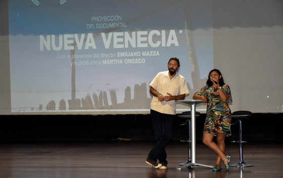 """Un viaje audiovisual a """"Nueva Venecia"""""""