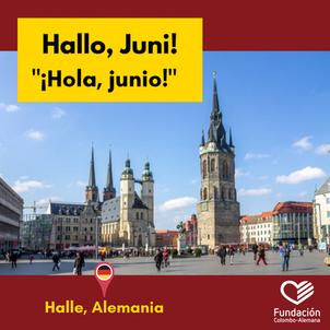 Ciudad el mes: Halle (Sajonia-Anhalt)