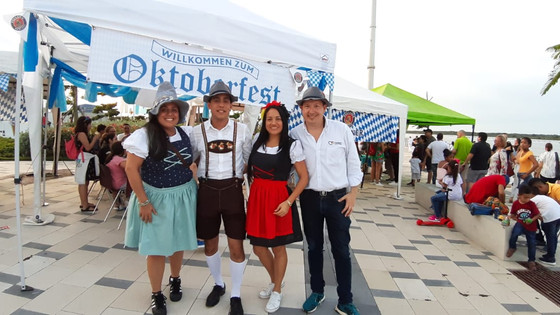 Alemania, presente en la Fiesta de Inmigrantes 2019