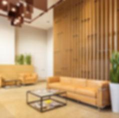 Холл стоматологии, 3d визуализация холла, общественный вестибюль