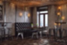 Визуализация интерьера зала в баре