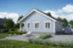 Визуализация карскасных домов дешево