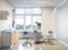 Визуализация кабинета врача, коммерческая визуализация, стоматологическая клиника