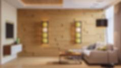 3d визуализация гостиной комнаты, интерьер в Киеве, визуализация Донецк