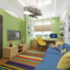 3d визуализация, Донецк, 3d интерьер, дизайн