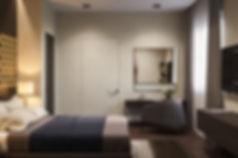 Визуализация дизайна спальни, реалистичная визуализации спальни, недорогая визуализация спальни