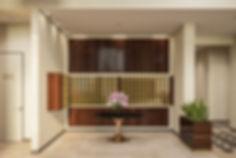 Визуализация вестибюля, интерьенрные решения жилых комплексов, визуализация почтовых бюро, интерьер жилого комплекса