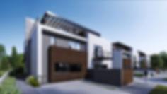 дуплекс в израиле, архитектрная визуализация