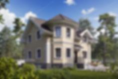 экстерьерная визуализация жилого дома