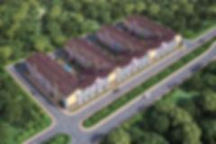 архитектура, жилой комплекс, рендер, 3D