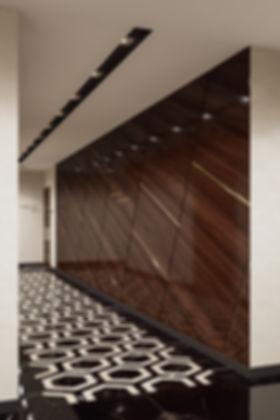 Визуализация интерьеов коридора, 3d изображения коридоров, визуализация типового этажа