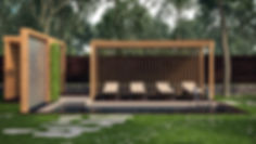 Бассейн на улице, визуализация домашнего бассейна, бассейн на придомой территории