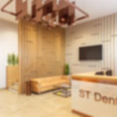 Визуализация стоматологии, 3d общественный интерьер, коммерческая визцализация