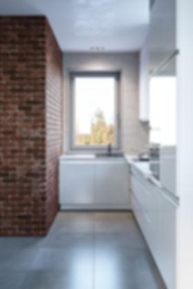 Визуализация кухни, современная кухня, раскладка кухни