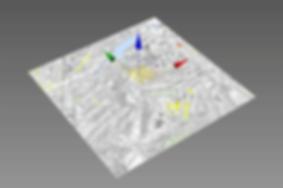 урок, 3D max, рельеф, моделирование