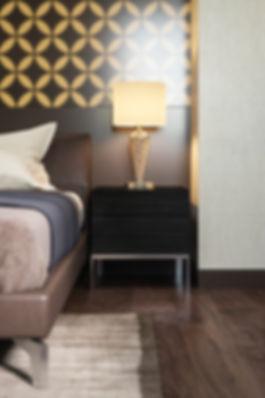 Качественная визуализация, недорогой виз, красивые изображения интерьера, фрагмент спальни