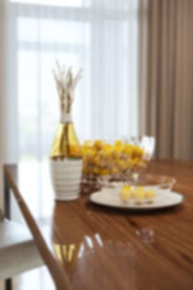 Фрагмент кухни, визуализация объектов, декор в интерьере