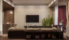 Стиль минимализм в интерьере: кухня, гостиная