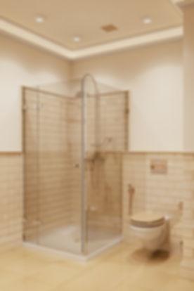 Санузел в стиле прованс, красивое решение в стиле прованс, визализация ванной комнаты