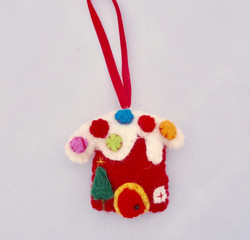 Fairy house tree hanging  £4.50