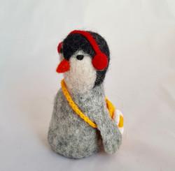 Headphone penguin topper £10