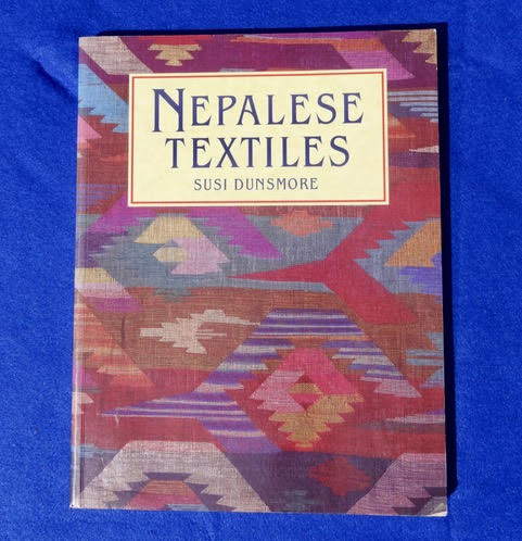 Nepalese Textiles (good quality, second hand)