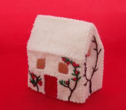 Little house with tea light  £10.00