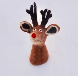 Rudolf tree topper  £10.00