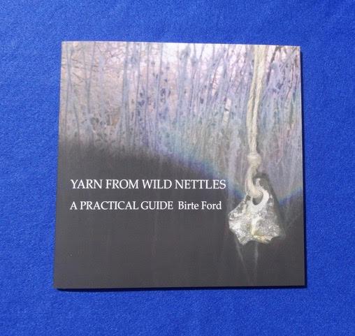 Yarn From Wild Nettles