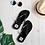 Thumbnail: Pubo Flip-Flops (BLACK)