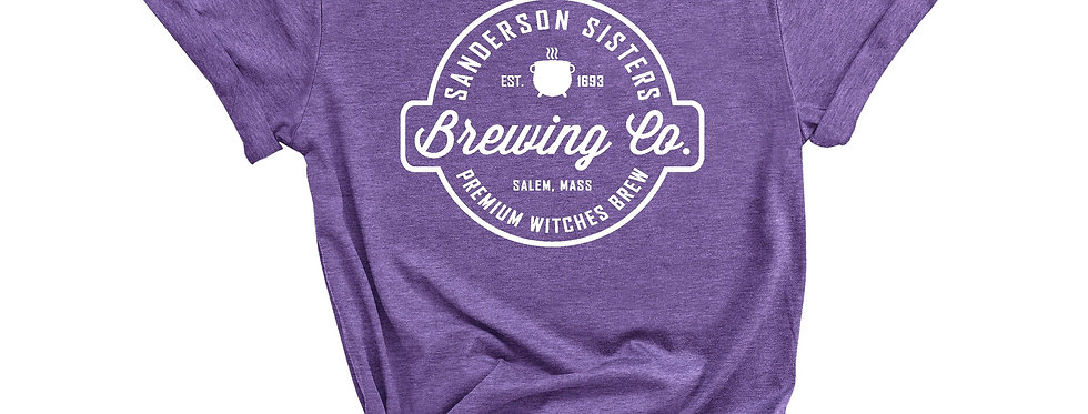 Sanderson Sisters Brewing Co (Hocus Pocus) Tee