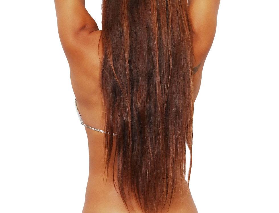 Women's White True Timber Basic B Only Bikini Swimwear Made in USA