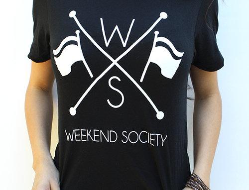 Black WS T-Shirt