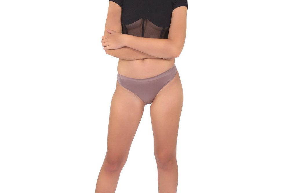 Elden Seamless Underwear - Brown