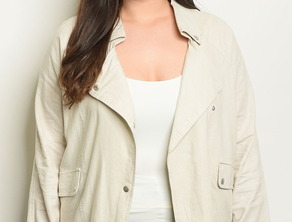 Womens Plus Size Jacket