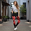 Thumbnail: Red Fox Yoga Leggings