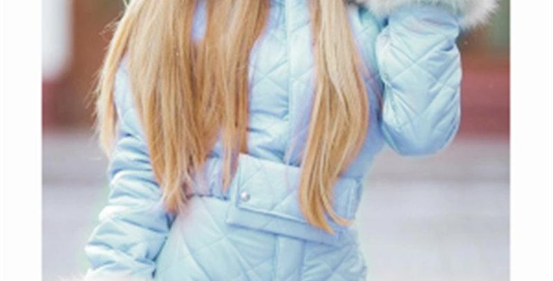 Winter Hooded Jumpsuits Parka  Ski Suit