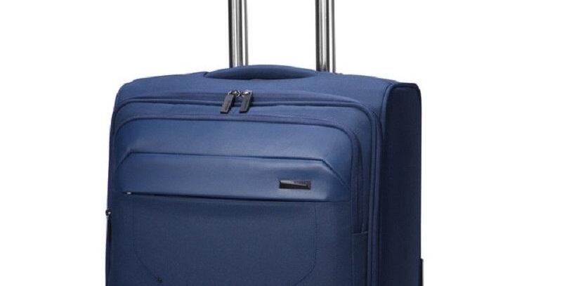 Wheel Luggage Metal Trolley Bag