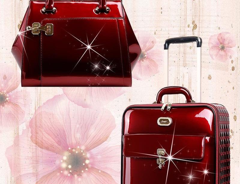 Euro Moda 3PC Set | Light Weight Luggage