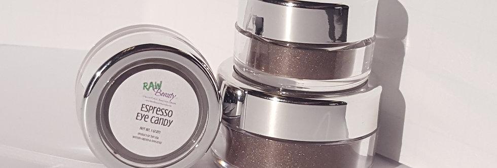 Mineral Eye Makeup | Espresso | Raw Beauty Minerals
