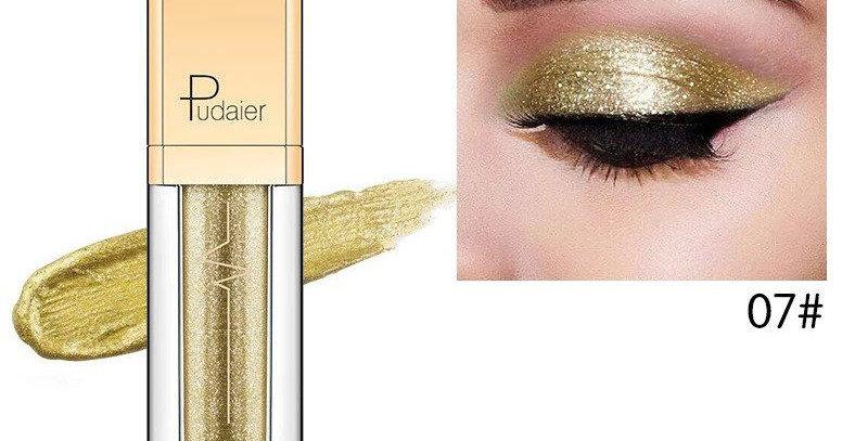 Pudaier Glitter & Glow Liquid Eyeshadow - Color # 07