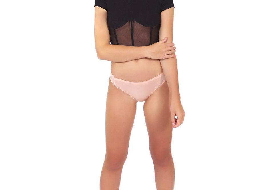 Elden Seamless Underwear - Tan