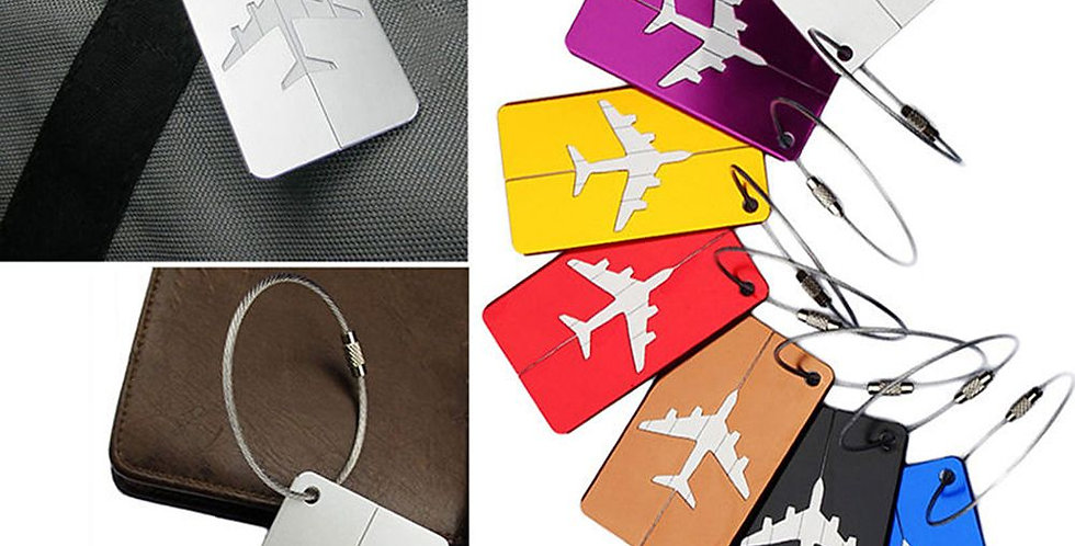 Cute Luggage Tags
