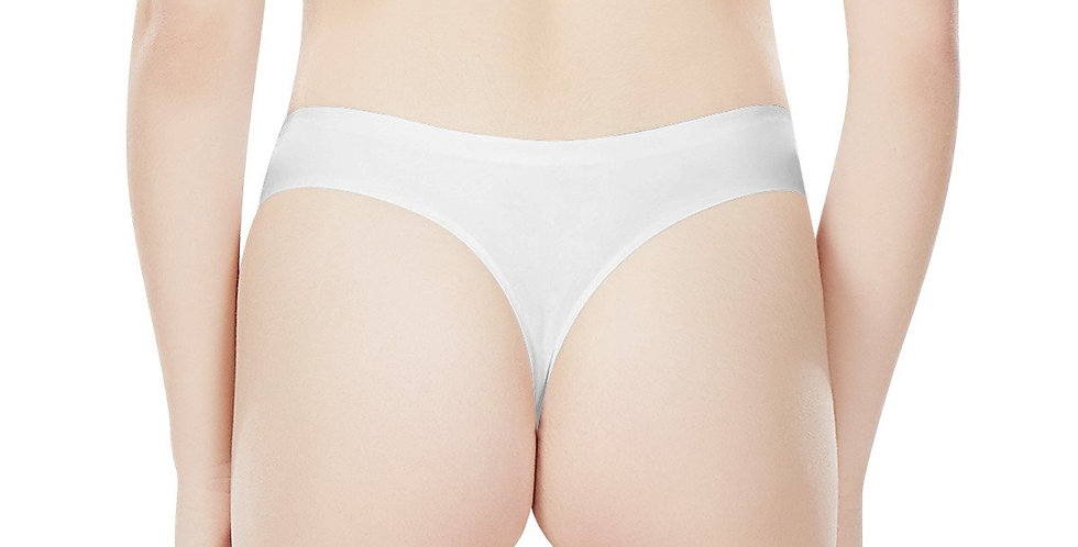 White Thong