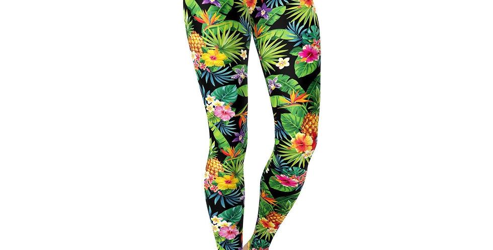 Jean Tropical Pineapple Flowers